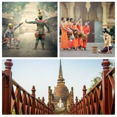 culture of thailand